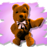 Teddy Bear Animation Frame